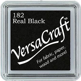 Tsukineko Versacraft Pienet mustetyynyt - Real Black