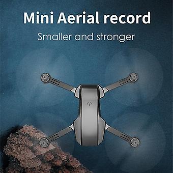 L703 fällbar drone 4k flygfotografering dubbel kamera quadcopter fjärrkontroll flygplan bärbar professionell fotograf användning