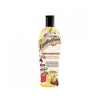 Synergie Tan boter me extra brons 20x Dark Tanning Bronzer looien lotion-250ml