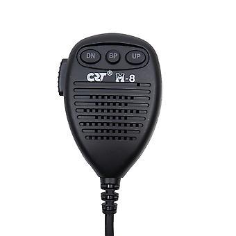 CRT M-8 6-nastainen mikrofoni CRT S 8040 -radioasemalle