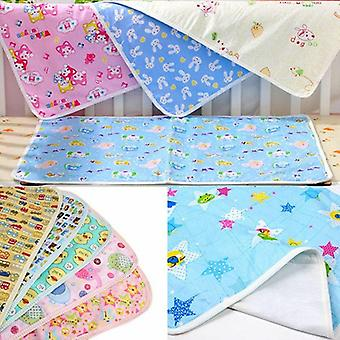 Baby Infant Diaper Nappy Urine Mat.