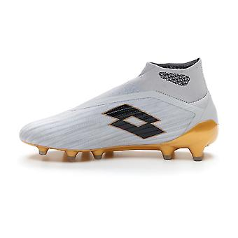 Lotto Mens Solista 100 FG Firm Ground Football Boots Laceless Sports Training