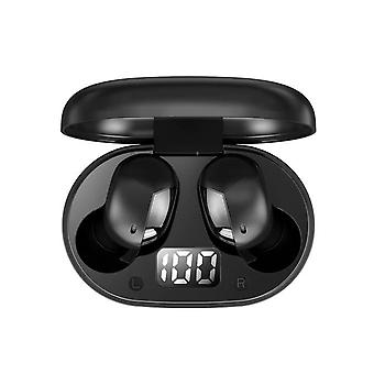 Bluetooth oortelefoons stereo draadloze hoofdtelefoon touch control sport headset met microfoon