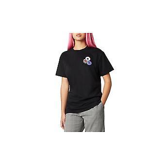 Converse Distort 10019115A02 universel toute l'année femmes t-shirt