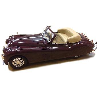 Jaguar XK140 Diecast modell bil