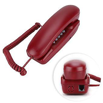 Fast telefon skrivbord väggmontering telefon