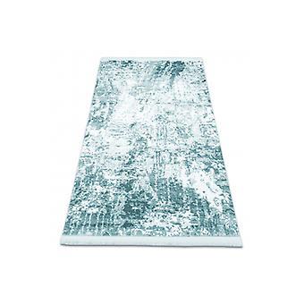 Rug ACRYLIC NUANS Concrete 282/1524 turquoise