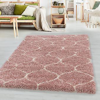 Sala de estar Carpet SALA High Pile Design Pattern Tile Jacquard