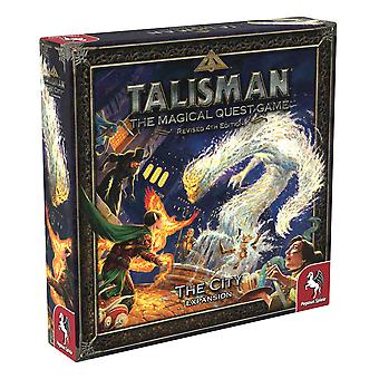 Talisman 4th Edition: The City Expansion Board Game