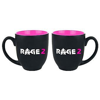 Rage 2 Mug Logo Two Color