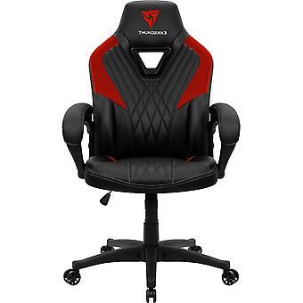 רעם X3 DC1 כיסא גיימינג - שחור-אדום