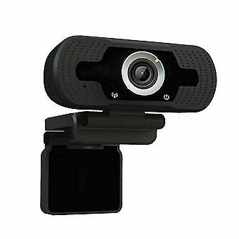 Usb datamaskin webkamera konferanse video online klasse full hd 1080p kamera az12817