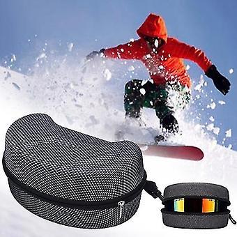 EVA Skiën brillenkast Snowboard Goggles Hard Box Houder