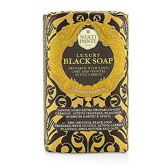 Nesti Dante Luxury Black Soap With Vegetal Active Carbon (Limited Edition) 250g/8.8oz