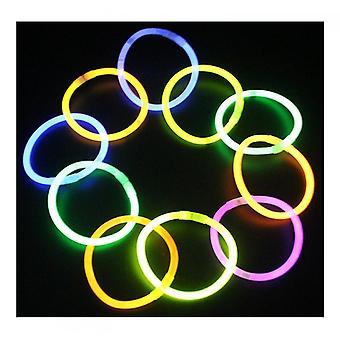 Colorful Luminous Light Sticks 50 Pcs 100 Pcs Tube Luminous Toys(50pcs)