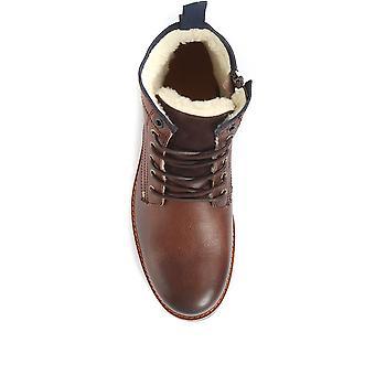 Jones Bootmaker Ealing Läder Ankel Stövlar