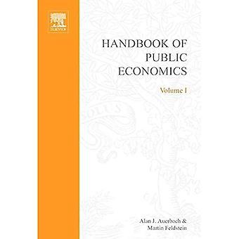 Handbook of Public Economics, Vol. 1