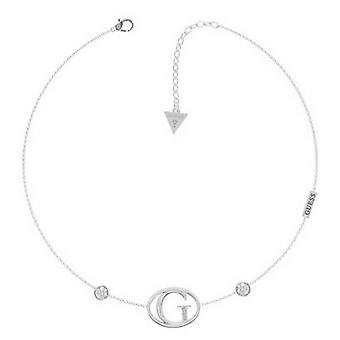 Collier Femme Guess Bijoux GUESS ICONIC JUBN01037JWRHT-U - Argent�