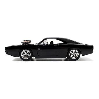 Dom's T1970 Dodge Charger R / T Die-cast Toy Muscle Car