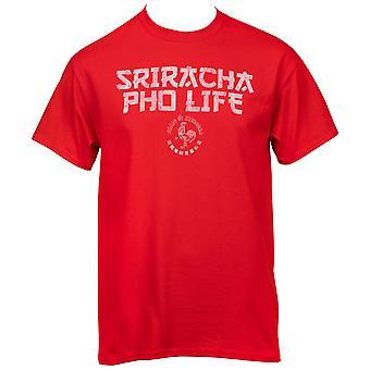 Sriracha PHO Life with Logo T-Shirt
