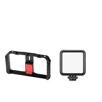 Vl49 6w מיני LED וידאו אור - מובנה סוללה צילום תאורה