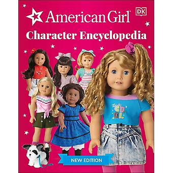 American Girl Character Encyclopedia New Edition by Dk