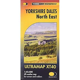 Yorkshire Dales North East Ultramap (Ultramap)