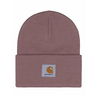 Carhartt WIP Watch Beanie Hat - Maanläheinen Pinkki
