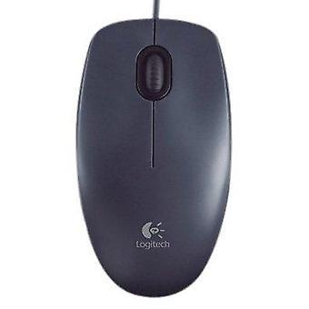 Mouse ottico USB con mouse cablato