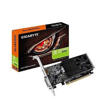 Gigabyte Nvidia Geforce Gt 1030 2Gb Ddr4 Fan Pcie Video Card