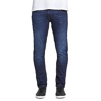 Dml jeans ace slim fit jeans - dark wash