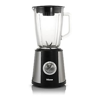Tristar Blender BL-4430 Table top, 500 W, canned material Glass, can volume 1.5 L, ice crushing, black/stainless steel