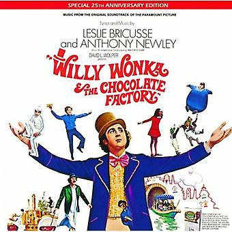Various Artists - Willy Wonka & the Chocolate Factory [CD] USA import