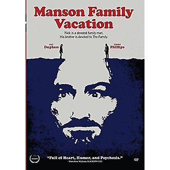 Manson Family Vacation [DVD] USA import