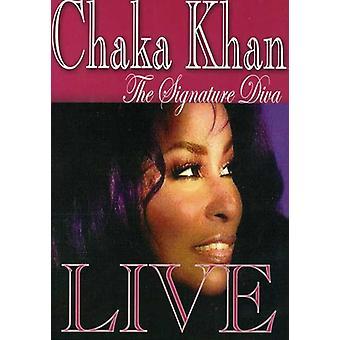 Chaka Khan - Signature Diva [DVD] USA import