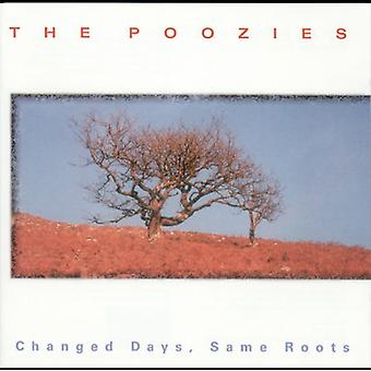 Poozies - Changed Days Same Roots [CD] USA import