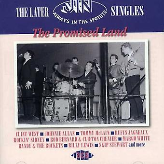 Später Jin Singles-Promised Land - Later Jin Singles-Promised Land [CD] USA import