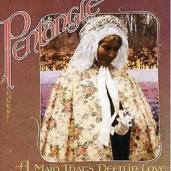 Pentangle - Maid That's Deep in Love [CD] USA import