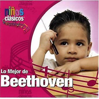 Ninos Clasicos - Ninos Clasicos: Lo Mejor De Beethoven [CD] USA import