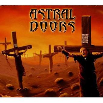 Astral Doors - Of the Son & the Father (Reissue) [CD] USA import