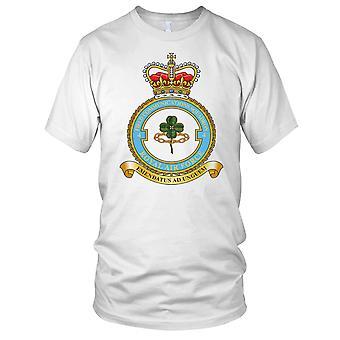 RAF Royal Air Force 4 fält kommunikation skvadron Mens T Shirt
