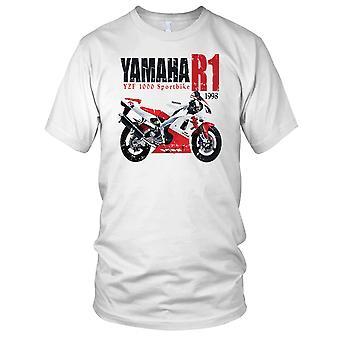 Yamaha YZF R1 Superbike Mens T Shirt