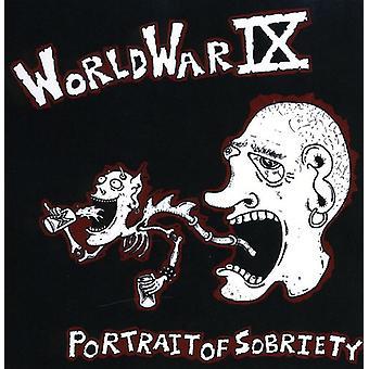 World War 9 - Portrait of Sobriety [CD] USA import