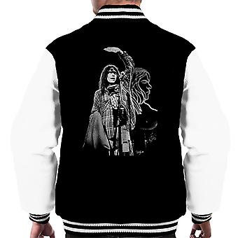 Neil Young On Stage Men's Varsity Jacket