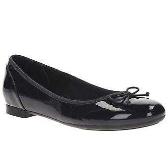 Clarks Couture Bloom Womens Wide Ballerina schoenen