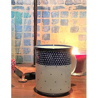 Pott ohne Unterteller, 300 ml, Höhe 9,50 cm, Unikat 18, BSN 10452