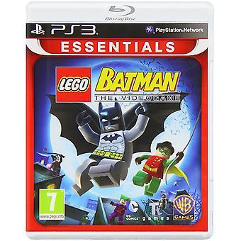 LEGO Batman gioco per PS3 Essentials