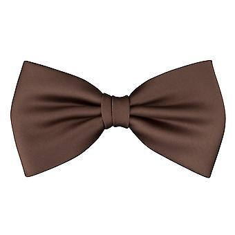 Snobbop men's bow tie, loop, tie Brown 6294