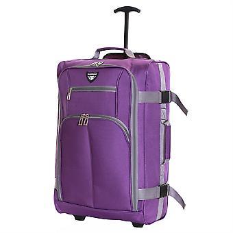Slimbridge Lobos cabine Trolley sac, violet