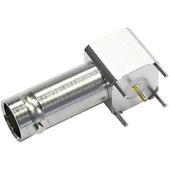Telegärtner J01003A0030 BNC Stecker Sockel, horizontale Halterung 75 x 1 Stk.
